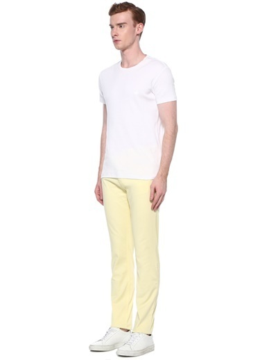 Boss Pantolon Sarı